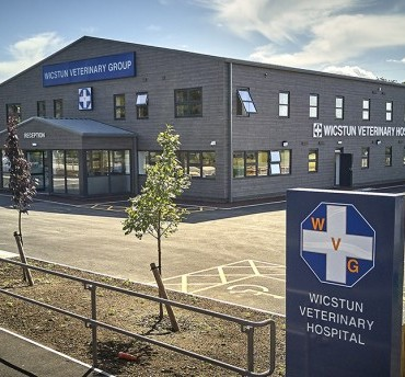EYG provides all glazing on new £2m state-of-the-art 24-hour Vet Hospital