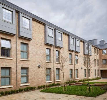 EYG Commercial the choice for glazing on high-quality accommodation projects in Leeds and York